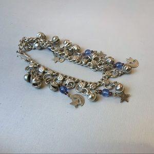 Jewelry - Set of 2 Gypsy Boho Chiming Anklets/Bracelets